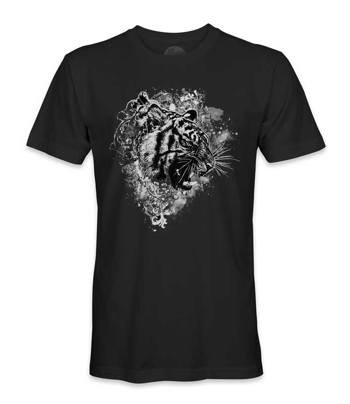 personalized tiger tee shirt