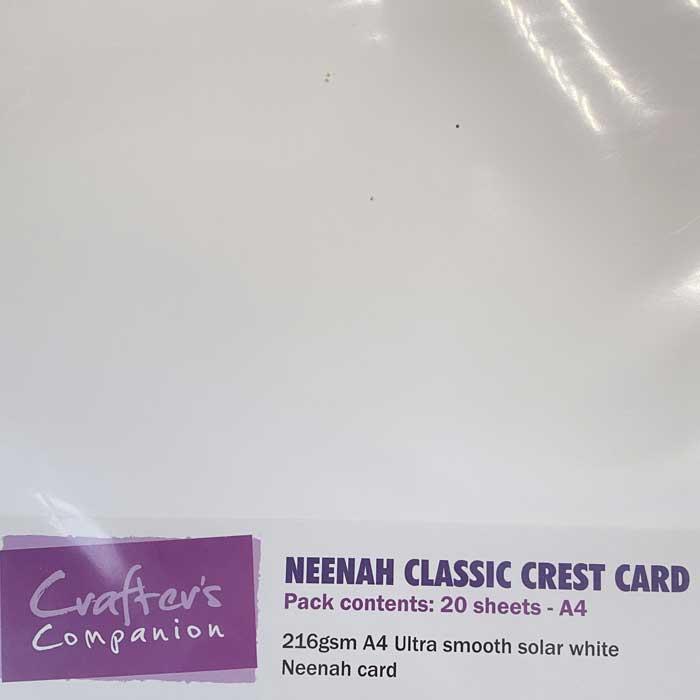 Neenah classic Wappen 216g